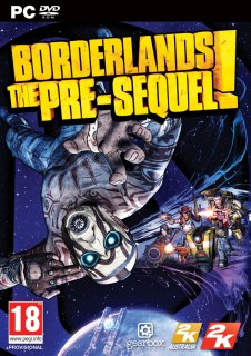 Диск Borderlands: The Pre-Sequel! [PC]
