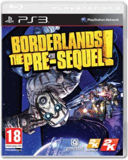 Диск Borderlands: The Pre-Sequel! (Б/У) [PS3]