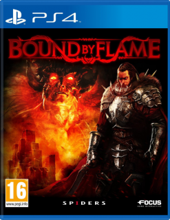 Диск Bound By Flame [PS4]