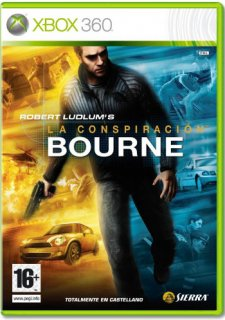 Диск Конспирация Борна (The Bourne Conspiracy) (Б/У) [X360]