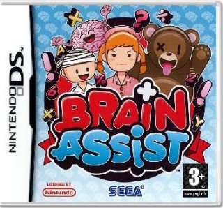 Диск Brain Assist [DS]