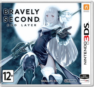 Диск Bravely Second: End Layer [3DS]