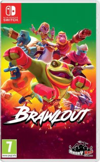 Диск Brawlout [Nswitch]