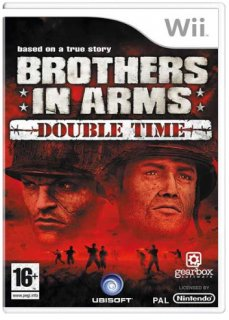 Диск Brothers in Arms: Double Time (Б/У) [Wii]