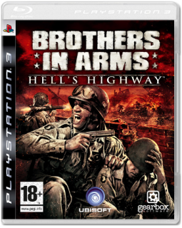 Диск Brothers in Arms: Hell's Highway [PS3]