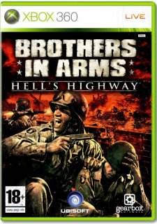 Диск Brothers in Arms: Hell's Highway [X360]