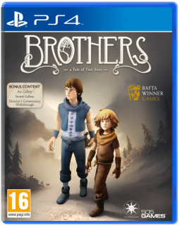 Диск Brothers: A Tale of Two Sons (Б/У) [PS4]