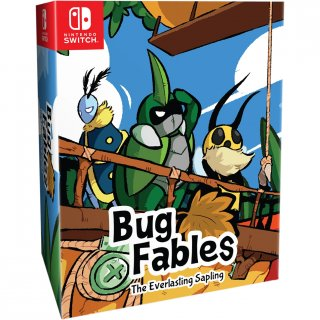 Диск Bug Fables: The Everlasting Sapling - Collectors Edition [NSwitch]