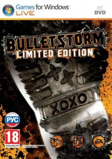 Диск Bulletstorm Limited Edition [PC-DVD]