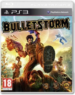Диск Bulletstorm. Limited Edition [PS3]