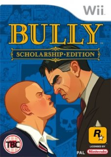 Диск Bully: Scholarship Edition [Wii]