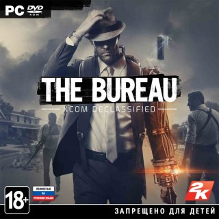 Диск The Bureau: XCOM Declassified [PC]