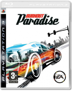 Диск Burnout Paradise [PS3]