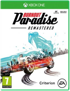 Диск Burnout Paradise Remastered [Xbox One]