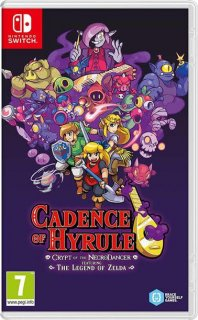 Диск Cadence of Hyrule: Crypt of the NecroDancer - Featuring The Legend of Zelda [NSwitch]