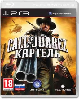 Диск Call of Juarez: Картель [PS3]