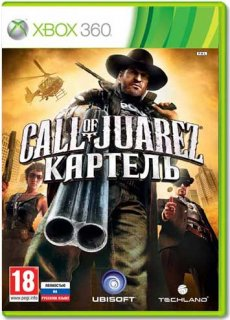Диск Call of Juarez: Картель (Б/У) [X360]