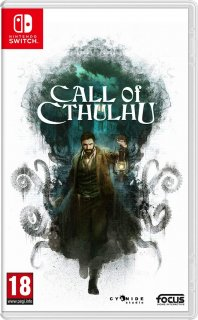 Диск Call of Cthulhu (Б/У) [NSwitch]