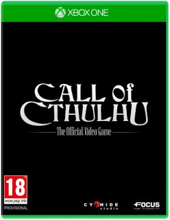 Диск Call of Cthulhu [Xbox One]