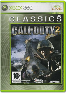 Диск Call of Duty 2 (Б/У) [X360]