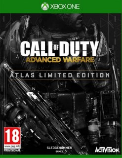 Диск Call of Duty: Advanced Warfare Atlas Limited Edition (Б/У) [Xbox One]