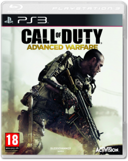 Диск Call of Duty: Advanced Warfare (Англ. Яз.) (Б/У) [PS3]