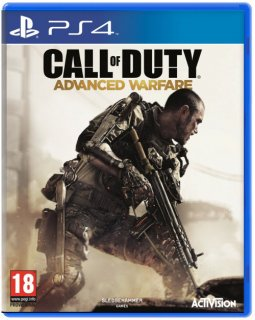 Диск Call of Duty: Advanced Warfare (англ. версия) [PS4]
