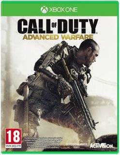 Диск Call of Duty: Advanced Warfare (англ. версия) (Б/У) (не оригинальная полиграфия) [Xbox One]