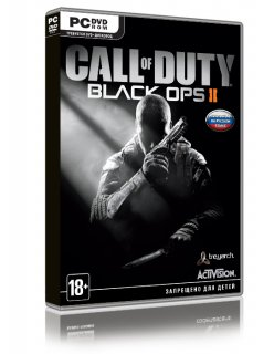 Диск Call of Duty: Black Ops 2 [PC, DVD]