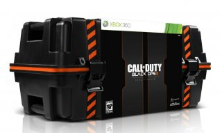 Диск Call of Duty: Black Ops 2 Prestige Edition [X360]
