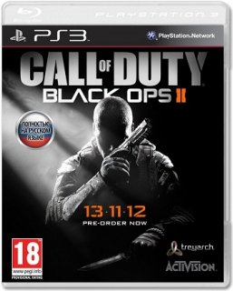 Диск Call of Duty: Black Ops 2 (Б/У) [PS3]