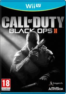 Диск Call of Duty: Black Ops 2 [Wii U]