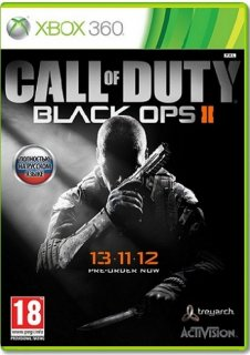 Диск Call of Duty: Black Ops 2 (II) + DLC Nuketown 2025 [Xbox360]