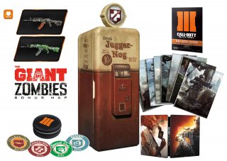 Диск Call of Duty: Black Ops 3 (III) - Juggernog Edition [PS4]