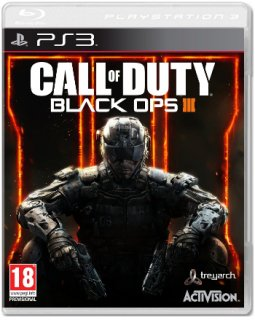 Диск Call of Duty: Black Ops 3 (III) (Б/У) [PS3]