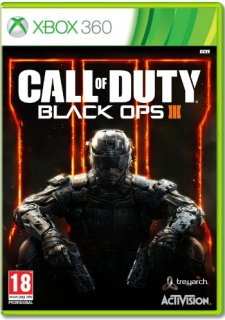 Диск Call of Duty: Black Ops 3 (III) (Б/У) [X360]
