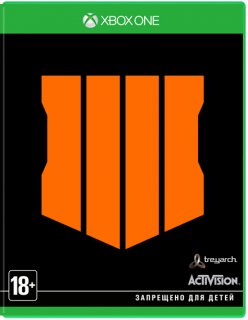 Диск Call of Duty: Black Ops 4 (IV) [Xbox One]