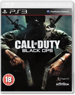 Диск Call of Duty: Black Ops (Англ. Яз.) [PS3]