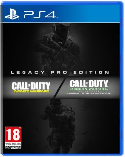 Диск Call of Duty: Infinite Warfare - Legacy Pro Edition [PS4]