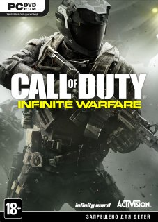 Диск Call of Duty: Infinite Warfare [PC]
