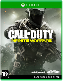 Диск Call of Duty: Infinite Warfare (Б/У) [Xbox One]