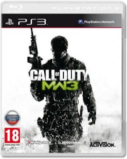 Диск Call of Duty: Modern Warfare 3 [PS3]