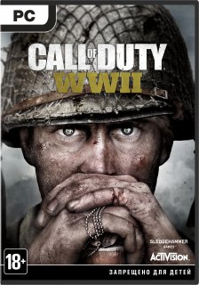 Диск Call of Duty: WWII [PC]
