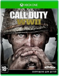 Диск Call of Duty: WWII [Xbox One]