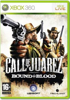 Диск Call of Juarez: Bound in Blood [X360]