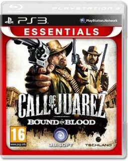 Диск Call of Juarez: Bound in Blood [PS3]