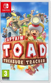 Диск Captain Toad: Treasure Tracker [NSwitch]
