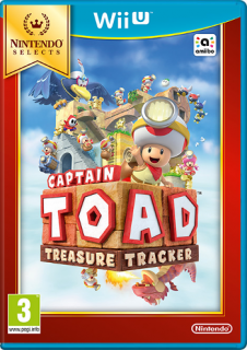 Диск Captain Toad Treasure Tracker [Wii U]