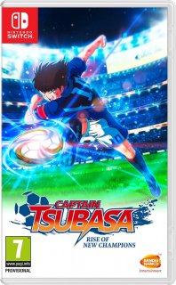 Диск Captain Tsubasa: Rise of New Champions [NSwitch]