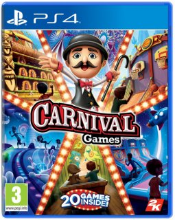 Диск Carnival Games [PS4]